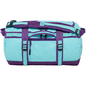 The North Face Base Camp Travel Luggage XS purple/turquoise
